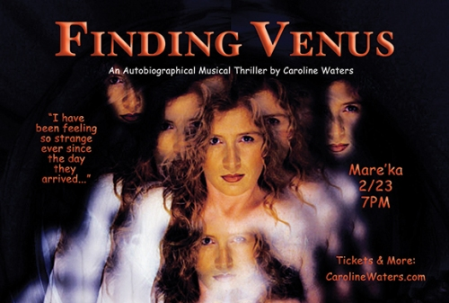 Finding Venus in Studio City