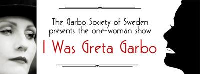 I Was Greta Garbo